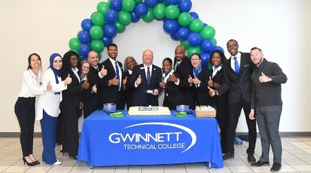 Gwinnett Tech president reflects on programs launched in college's 35th year